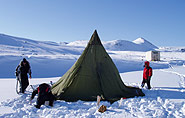 Hundeschlittenexpedition Thule polar-travel.com